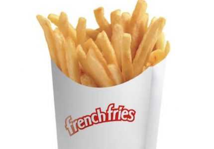 Custom French Fry Boxes Wholesale
