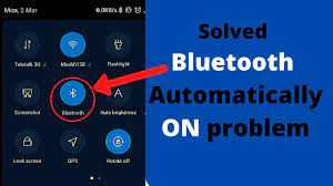 How to Stop Bluetooth from Automatically