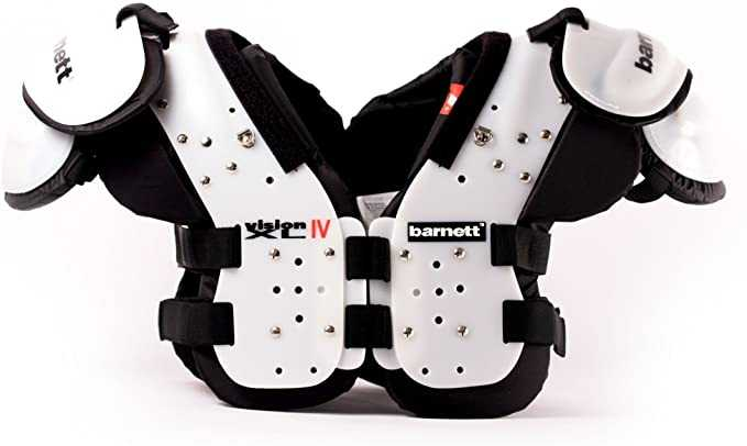 American Football Pads and Chest Guard