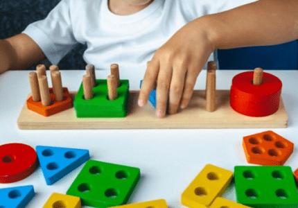 Early Childhood Education of kids learning